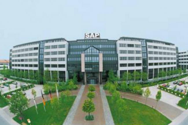 Le siège de SAP à Walldorf en Allemagne. Crédoit photo : D.R.