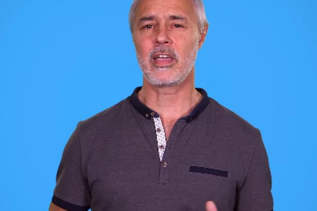 Laurent Henocque, fondateur et PDG de KeeeX. (crédit : D.R.)