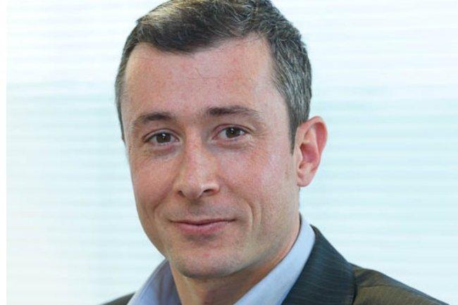 Frédéric Brousse a quitté HDS pour prendre la direction d'Informatica France. Crédit photo : D.R.