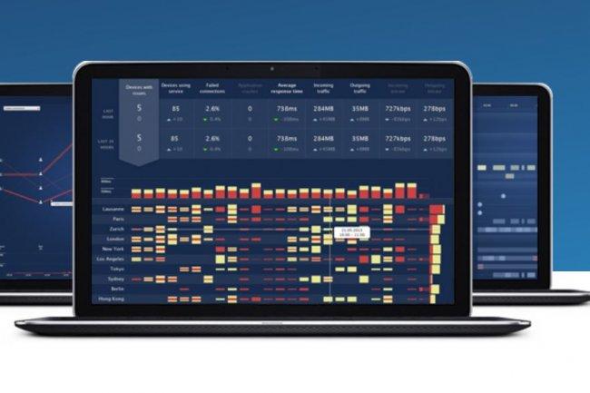 Nexthink a développé un outil d'analyse des systèmes d'information centré sur l'utilisateur final pour la sécurité, la gestion des services informatiques et de leurs projets de transformation. Crédit: D.R