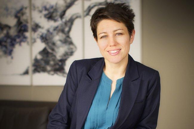 Caroline Faillet, co-fondatrice du cabinet Bolero
