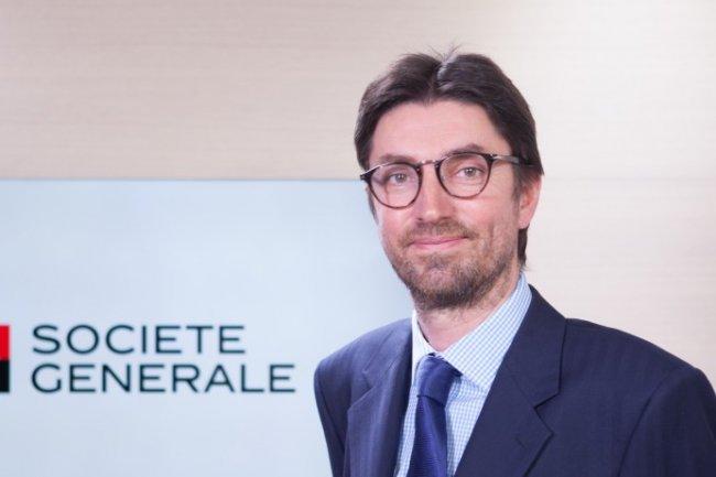 Alain Fischer, un CDO venu de l'interne à la Société Générale grands comptes.