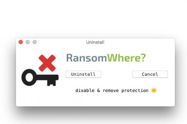 L'outil RansomWhere?peut, pour l'instant, bloquer l'action des ransomwares sur les Mac.