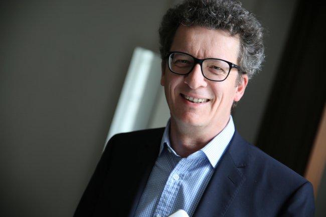 Michael Brecht, CEO de Doodle depuis début 2014, quittera la firme cet été. (Source: Tamedia)