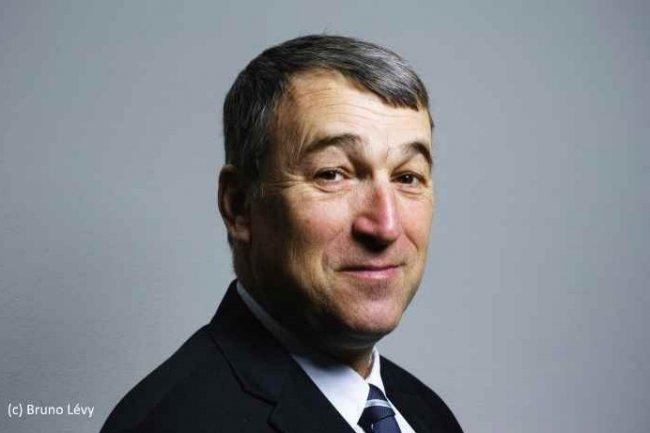 Pierre Delort, président de l'Andsi, a commenté la réunion de cette association sur les Mooc. (Crédit D.R. Bruno Levy)