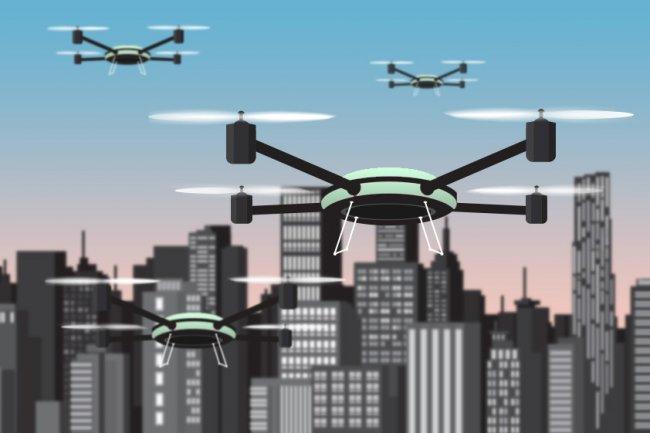 Des chercheurs du MIT ont développé un algorithme capable de faire voler une escadrille de drones partageant des données sur leur environnement immédiat.