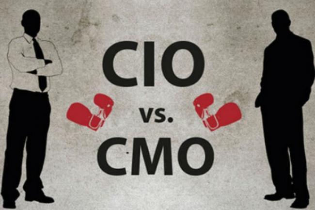 Après une période de défience, CIO et CMO vont coopérer. (crédit : D.R.)