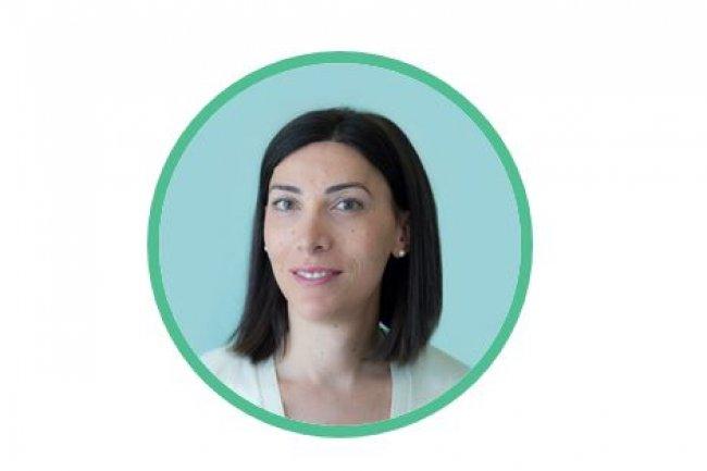 Emily Leproust, CEO de la société Twist Bioscience qui va travailler avec Microsoft et l'Université de Washington pour encoder des données numériques sur des brins d'ADN synthétique. (crédit : D.R.)