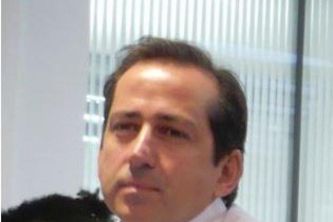 Frédéric Laluyaux n'est plus CEO d'Anaplan. (crédit : LMI)