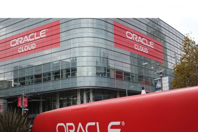 Les panneaux d�ploy�s par Oracle lors de son OpenWorld de San Francisco en octobre 2015 montraient clairement l�app�tence de l��diteur pour le cloud computing.