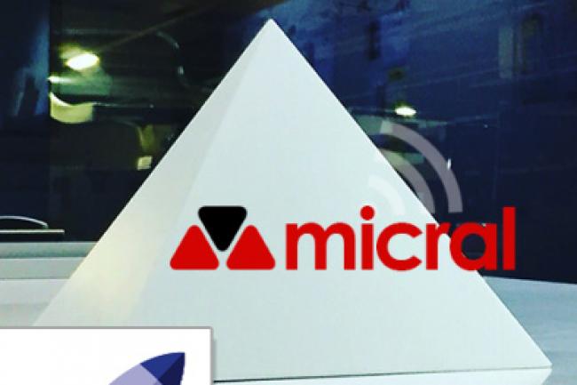 Micral, soutenu par Numica, concourt dans la catégorie start-up de France Entreprise Digital 2016. (crédit : D.R.)