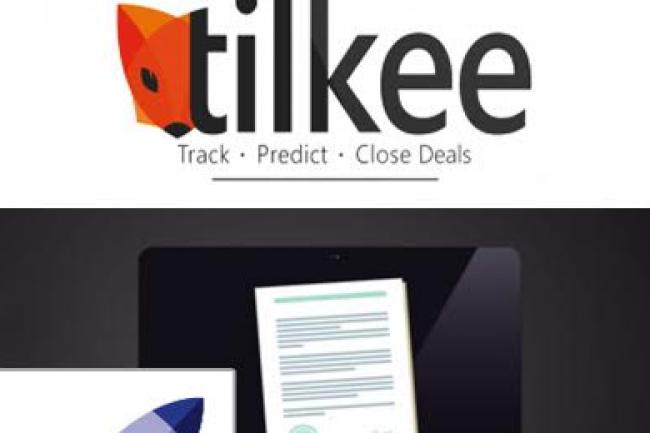 Le projet Tilkee présenté par le club Adira, candidat au trophée start-up de France Entreprise Digital. (crédit : D.R.)