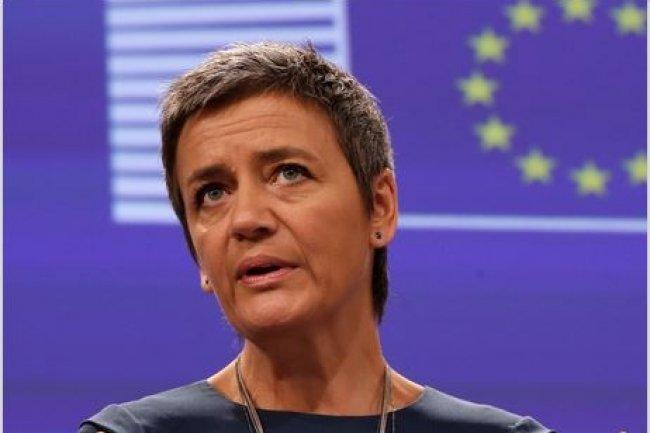 La commissaire europ�enne Margrethe Vestager envisage d'enqu�ter aussi sur la position dominante de Google sur le march� de la cartographie. (cr�dit : D.R.)
