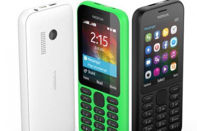 Selon une rumeur, les téléphones Nokia présentant des fonctions de base pourraient être vendus par Microsoft à Foxconn. (crédit : D.R.)