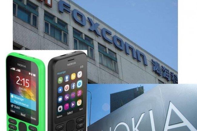 Microsoft se débarrasse de ses téléphones Nokia en vendant l'activité à une filiale de Foxconn qui va collaborer avec la société finlandaise HMD sur la marque Nokia. (crédit : D.R.)