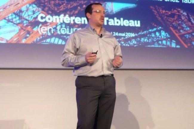Thierry D'Hers, l'un des responsables du développement de Tableau, a indiqué qu'un programme bêta sur une version Linux du logiciel s'ouvrirait bientôt.