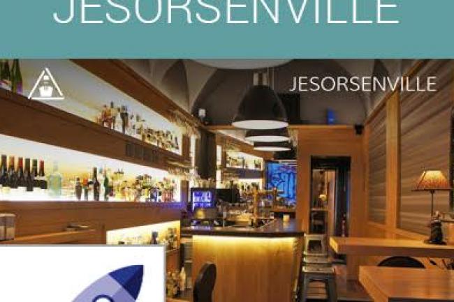 Jesorsenville, soutenu par l'Adira, concourt dans la catégorie grand prix de France Entreprise Digital 2016. (crédit : D.R.)