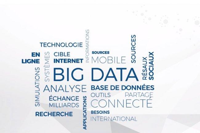 Le MooC mis sur pied par l'Université de technologie de Troyes permet d'effectuer ses premiers pas en français dans l'univers des big data. Crédit: D.R.