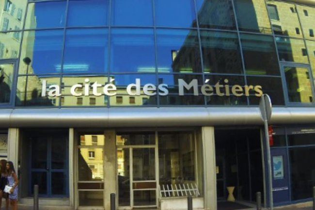 Chaque année, la Cité des métiers de Marseille et de Provence Alpes Côte d'Azur fait un zoom sur le marché de l'emploi dans le secteur du numérique. Crédit: D.R.