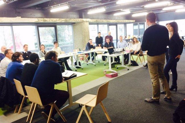 Depuis son lancement, le programme d'accélération Le Booster propose des services d'accompagnement aux entrepreneurs du numérique en Bretagne. Crédit: D.R.