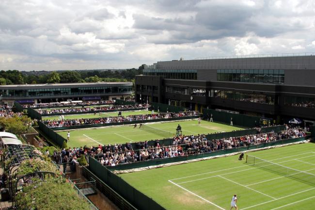 L'informatique cognitive va permettre � Wimbledon d'�tendre la port�e et l'exposition de ses tournois. (Cr�dit D.R.)