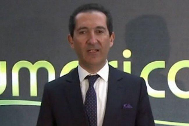 Patrick Drahi, fondateur d'Altice, a indiqué cette semaine que SFR était en sureffectif et que les salariés le savaient. (crédit : Wikipédia/X)