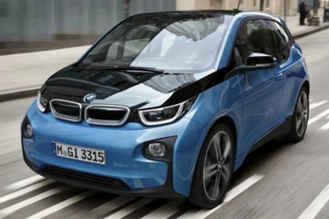 Les batteries équipant les véhicules i3 de BMW vont trouver une seconde vie dans un système de stockage domestique. (crédit : BMW)
