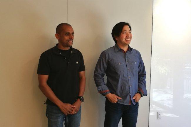 Goutham Rao, cofondateur et CTO, et Eric Han, senior directeur produit de Portworx, précisent que leur produit sera disponible cet été dans plusieurs versions dont une hébergée.