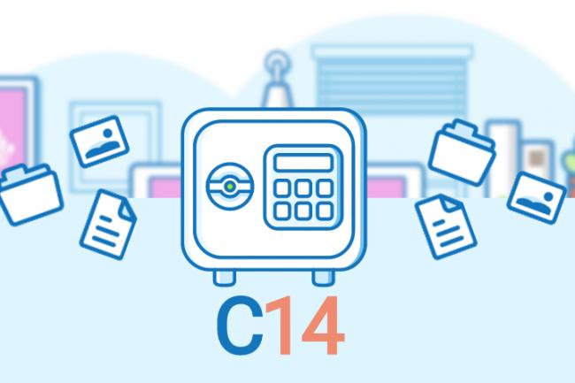 C14, le service de stockage cloud longue durée proposé par Online.net (filiale d'Iliad) chiffre par défaut les données avec l'algorithme AES-256-CBC.