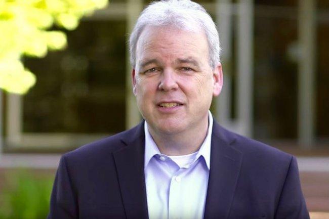 Martin Fink, CTO de HPE et directeur du HP Labs, prend sa retraite à la fin de l'année. (crédit : D.R.)