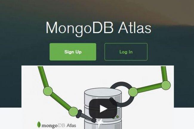 Atlas, la version « as a service » de la base de données NoSQL MongoDB, est hébergée notamment en Europe de l'Ouest. (crédit : D.R.)