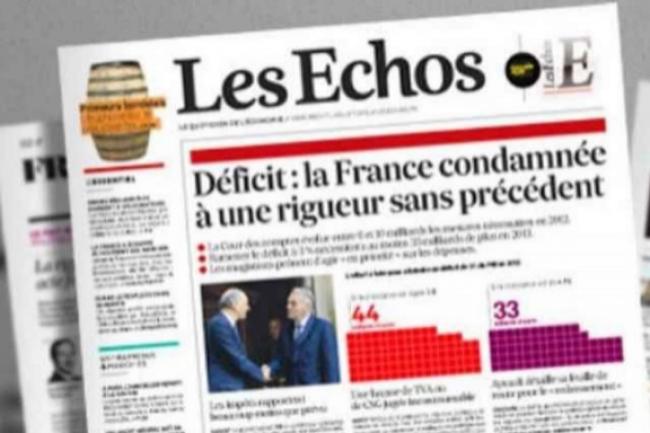 Les Echos, Valeurs Actuelles, Le Figaro... autant de victimes du scandale GLI. (crédit : D.R.)