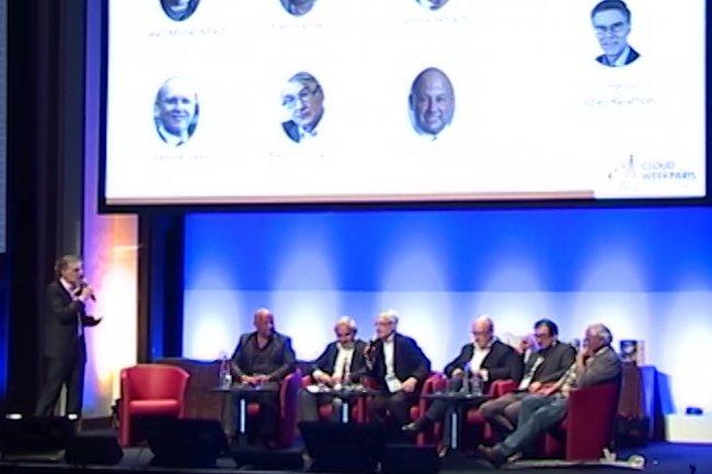 La table ronde de la Cloud Week 2016 consacrée à la prochaine élection présidentielle animée par notre confrère Didier Barathon.