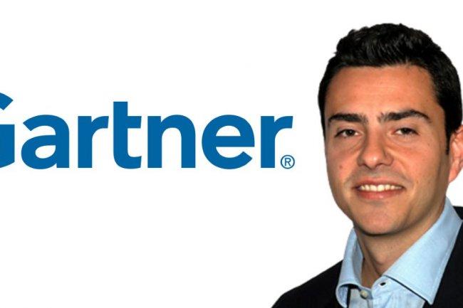 Dionisio Zumerle est directeur de recherche au Gartner. (crédit : D.R.)