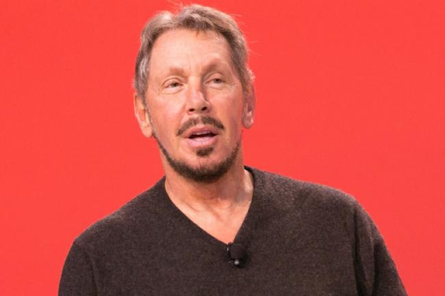 La vente des actions NetSuite pourrait rapporter 3,5Md $ à Larry Ellison (crédit : D.R.)