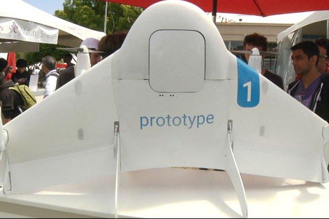 La FAA va mettre à disposition d'Alphabet, maison mère de Google, l'un de ses six sites de tests de drones. Crédit: D.R.