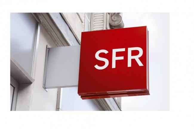 Les comptes de SFR ont été plombés par une perte nette de 43 M€, grossie par les surcoûts liés au refinancement de la dette. (Crédit: D.R.)