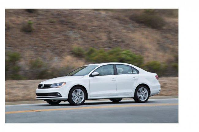 Le modèle Jetta (ci-dessus) fait partie des véhicules de Volkswagen qui pourraient être concernés par la faille découverte par des chercheurs européens.