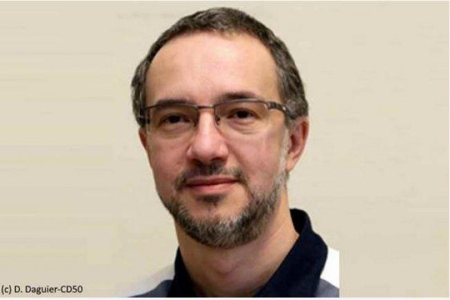 Stéphane Riffard, RSSI et Responsable Sécurité & Conformité à la Direction Unifiée des Systèmes d'Information au Département de la Manche, a choisi de déployer un SIEM unique. (Crédit : D.Daguier-CD50)