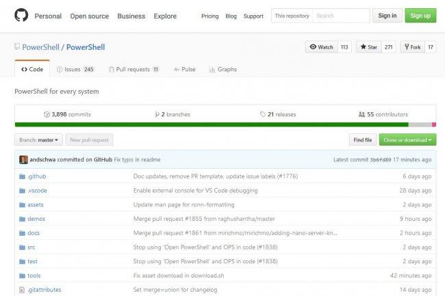Microsoft met PowerShell sur Linux, Mac et en open source