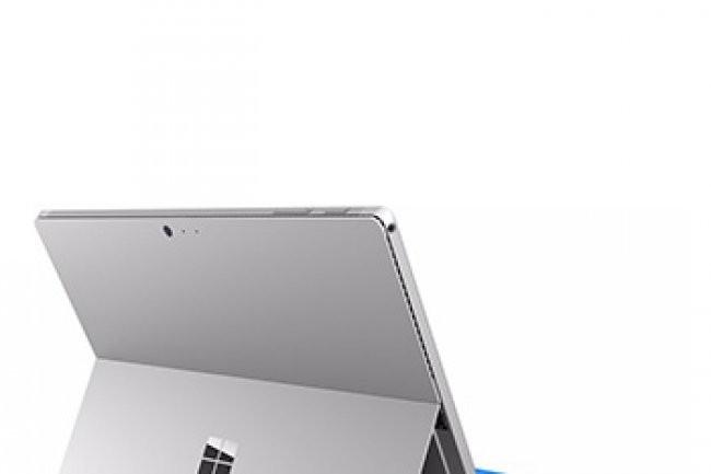 La Surface de Microsoft est la tablette à clavier détachable la plus vendue sur le segment professionnel en Europe de l'Ouest. (Crédit photo : D.R.)