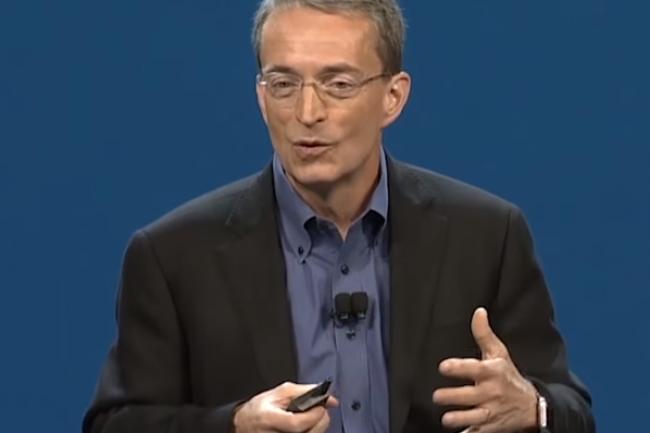 Pat Gelsinger, CEO de VMware, va entrer en scène sur la session d'ouverture du VMworld 2016 qui s'ouvre à Las Vegas ce lundi. (crédit : D.R.)