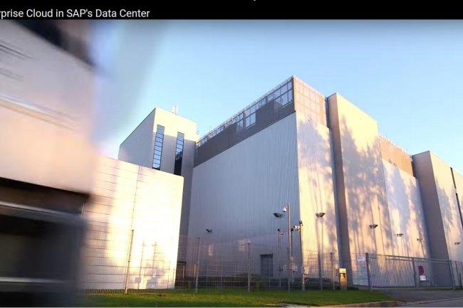 BW4/HANA, la prochaine génération de datawarehouse de SAP basée sur HANA, pourra être déployée par les entreprises sur AWS ou sur HANA Enterprise Cloud, hébergé par SAP dans ses propres datacenters (ci-dessus).