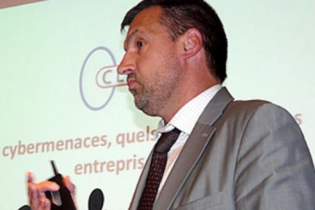 Jean-Marc Gremy, nouveau Président du Clusif, est un spécialiste de la certification CISSP. (crédit : D.R.)