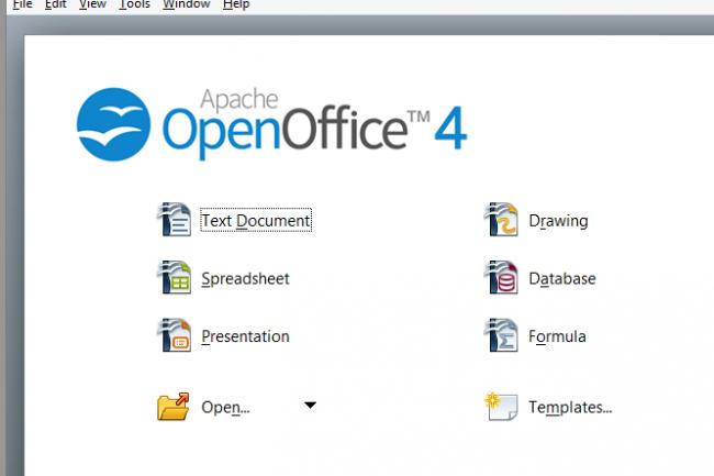 Le code de la suite bureautique open source OpenOffice pourrait bientôt être reversé à la Document Foundation en charge de Libre Office. (crédit : D.R.)