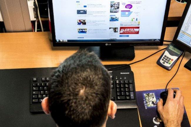 Le site web corporate de la Gendarmerie nationale, ainsi qu'une dizaine de ses autres sites Internet, sont maintenant h�berg�s par Jaguar Network. (cr�dit : D.R.)