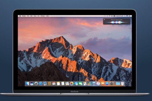Renommé macOS Sierra, le successeur d'OS X El Capitan sera disponible sur le Mac App Store fin septembre. Crédit: D.R.