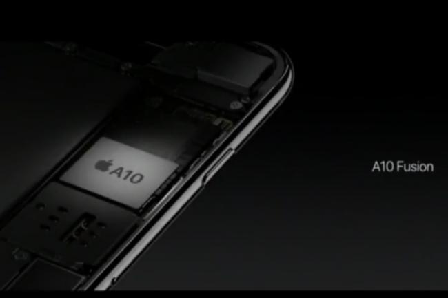 Si le design de l'iPhone 7 n'évolue pas, la partie hardware peut compter sur une puce plus musclée.