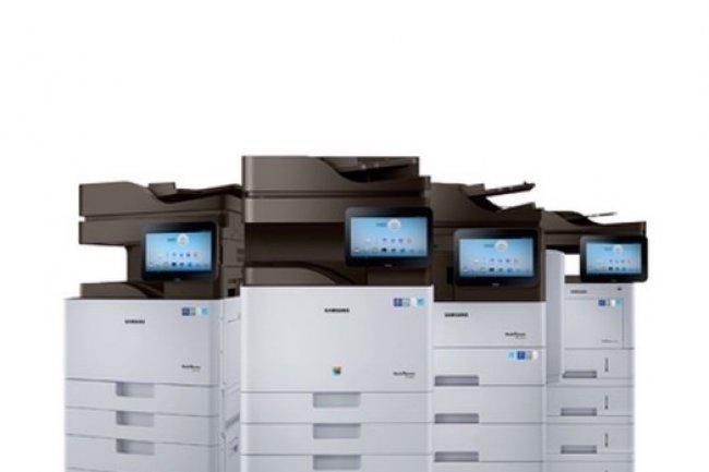 La division imprimantes de Samsung est exclusivement composée de périphériques laser.