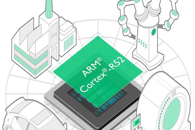 Les voitures autonomes ont besoin de puce plus sophistiqu�e - comme le Cortex R52 d'ARM - pour mieux g�rer le freinage.